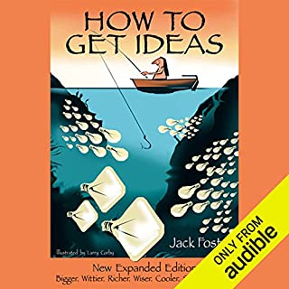 How to Get Ideas  audiobook cover art
