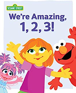 We're Amazing, 1, 2, 3! (Sesame Street)