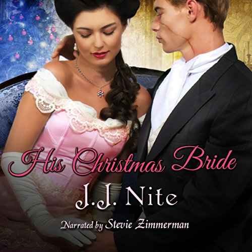 His Christmas Bride audiobook cover art