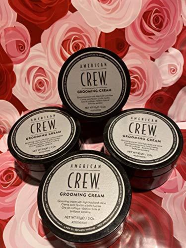 American Crew Grooming Cream 3oz (4 PACK!!) by American Crew