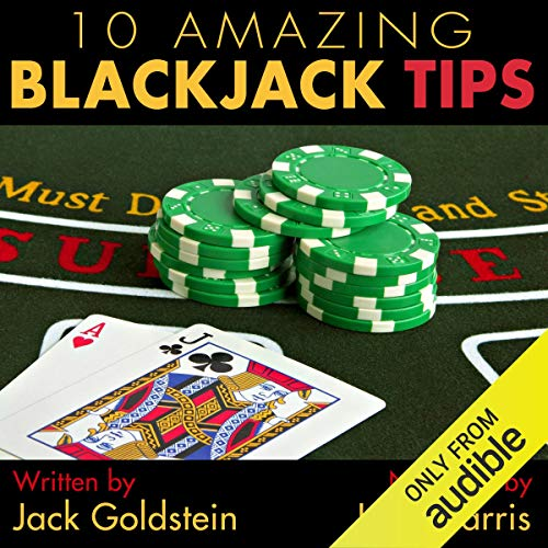 10 Amazing Blackjack Tips cover art
