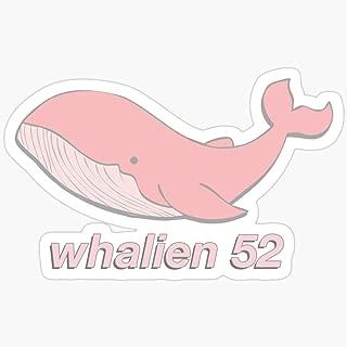 Deangelo BTS Whalien 52 Stickers (3 Pcs/Pack)