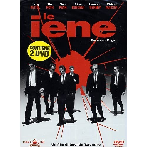 Le Iene - Reservoir Dogs (Tin Box) (Limited) (2 Dvd)
