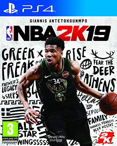 T2 TAKE TWO PS4 NBA 2K19 EU