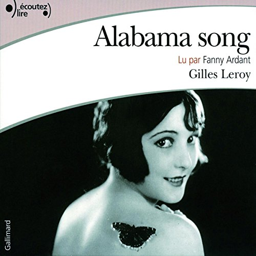 Alabama Song audiobook cover art