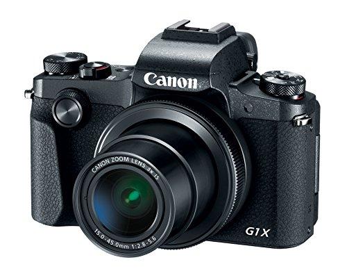 Canon PowerShot G1 X Mark III Digital Compact Camera