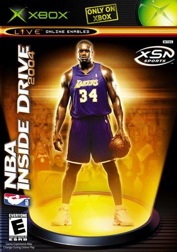 NBA Inside Drive 2004 (Xbox Originals) [Import UK]