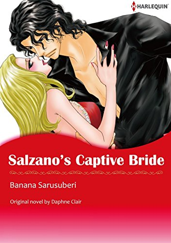 Download Salzano's Captive Bride: Harlequin comics (English Edition) B01EX3BJAY