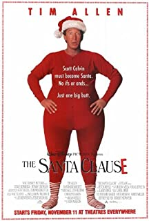 The Santa Clause 27 x 40 Movie Poster - Style A