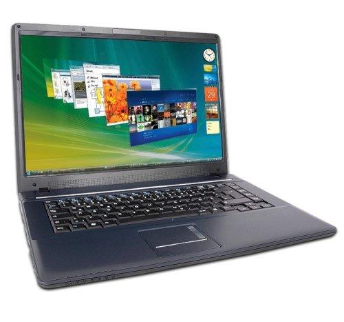 VCM Wonder Range 39,1 cm (15,4 Zoll) Laptop (Intel Core 2 Duo 2,4GHz, 4GB RAM, 320GB HDD, nVidia Geforce 8600M GT, DVD +- DL RW, Vista Home Premium)