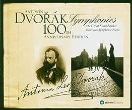 Dvorák: The Great Symphonies / Overtures / Symphonic Poems