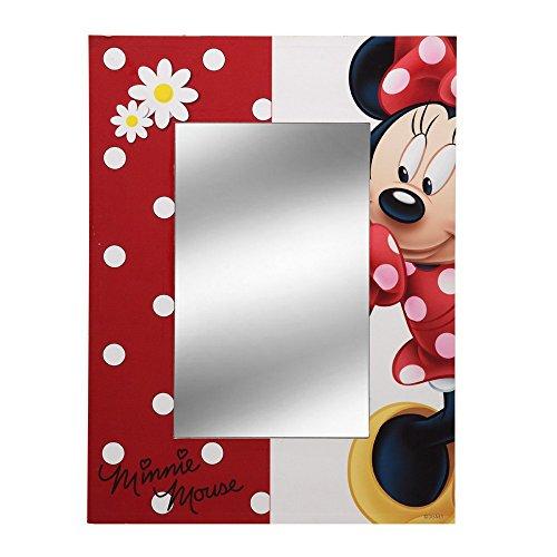 Espelho Parede Disney Minnie 30x40cm