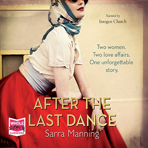 After the Last Dance audiobook cover art