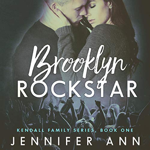 Brooklyn Rockstar audiobook cover art