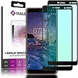 NALIA (2 Pièces) Verre Trempé Compatible avec Nokia 7 Plus, 9H Protection d'Écran Integrale LCD...
