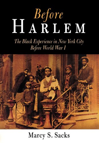 Before Harlem: The Black Experience in New York City...