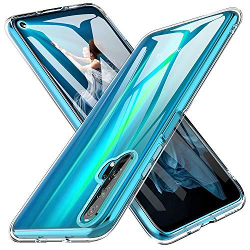 iBetter für Honor 20 Pro Hülle, Soft TPU Ultradünn Cover [Slim-Fit] [Anti-Scratch] [Shock Absorption] passt für Honor 20 Pro Smartphone