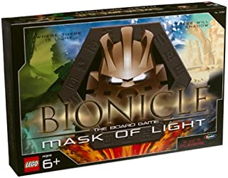 Bionicle Mask of Light Lego Board Game