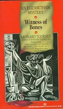 Witness of Bones 0345383192 Book Cover