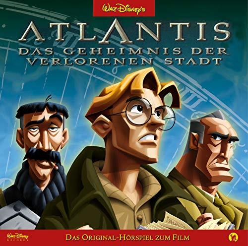 Atlantis - Das Geheimnis der verlorenen Stadt (Das Original-Hörspiel zum Film)