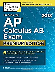 The 3 Best AP Calculus AB Review Books (2019) | AP Review Book