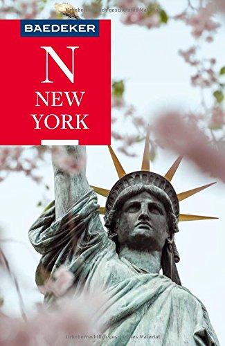 Preisvergleich Produktbild Baedeker Reiseführer New York: mit praktischer Karte EASY ZIP