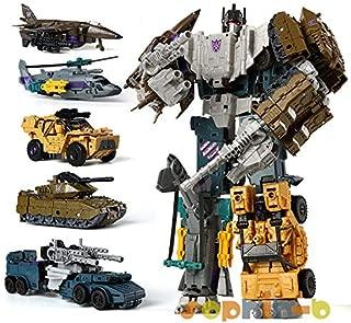 FidgetKute Transformed Defensor Bruticus Complete Combiner Wars 30cm Figure Toys Gifts Bruticus