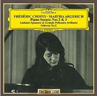 Piano Sonatas 2 & 3 by Chopin (2012-05-15)
