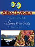 Bike-O-Vision - California Wine Country - Virtual Cycling Adventure - Perfect for Indoor Cycling and Treadmill Workouts - Cardio Fitness Scenery Video Fullscreen #3