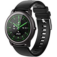 Elegiant Fitness Tracker Smart Watch with Heart Rate Monitor (Gray)