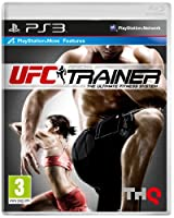 UFC Personal Trainer with Belt (PS3) (輸入版)