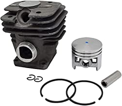 DLiQ Cylinder Piston Kit for 42MM Stihl 024 024AV MS240 Chainsaw Chain Saw Replaces 1121 020 1200