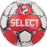 SELECT Ultimate Replica EC 2020 Balón de Balonmano, Unisex Adulto, Rojo/Blanco, 1