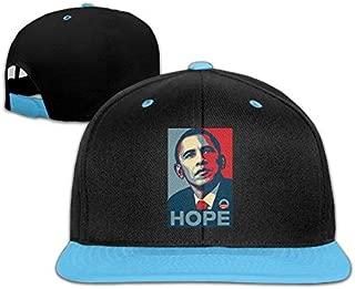 Big And Little Boys' Men Caps Barack Obama Adjustable Snapback Hats