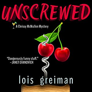 Unscrewed audiobook cover art