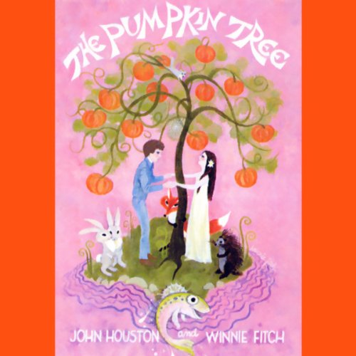 The Pumpkin Tree audiobook cover art