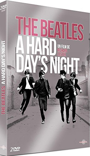 Le coffret collector du film des Beatles A Hard Day's Night