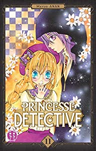 Princesse Détective Edition simple Tome 11
