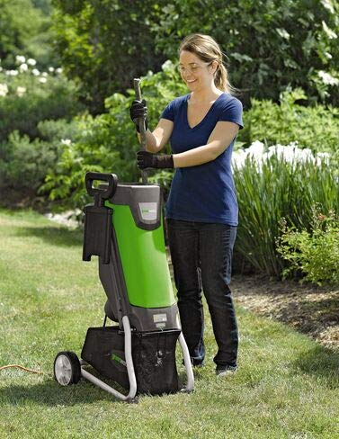 Greenworks Electric Wood Chipper
