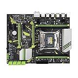 HUAYE] / Hochleistungs-Desktop-Motherboard X99-D4 2011-V3 DDR4 Desktop-Computer Mainboard, Unterstützung E5-2680V3