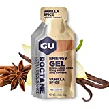 GU Energy Gel Energizante de Chocolate y Coco - Paquete de 24 x 32 gr - Total: 768 gr