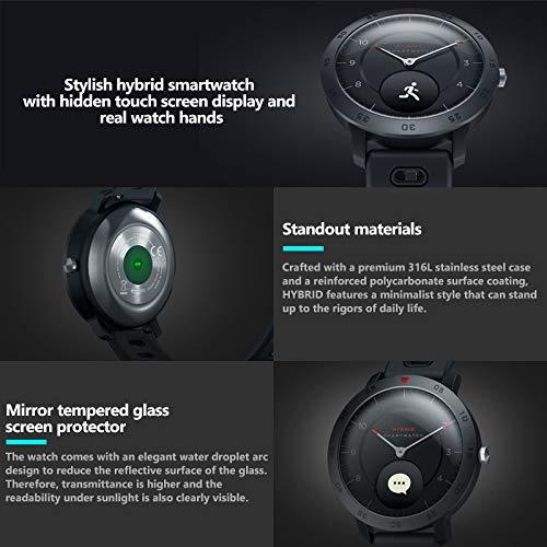 smartwatch zeblaze fabricante Redcolourful