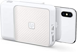 Lifeprint 2x3 Instant Print Camera for iPhone. Turn Your iPhone into an Instant-Print Camera for Photos and Video! - White