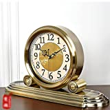SCDZS Big Ben Classic - Reloj despertador de cuarzo, diseño antiguo