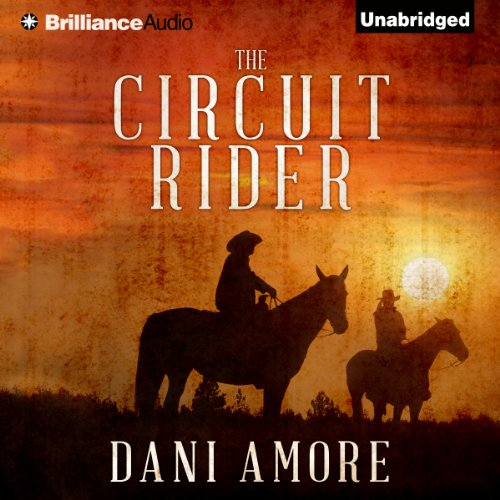 The Circuit Rider audiobook cover art