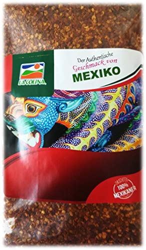Piquin Chili geschrotet 100g | Capsicum annum | Der authentische Geschmack Mexikos