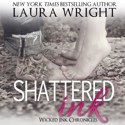 Shattered Ink audiobook cover art