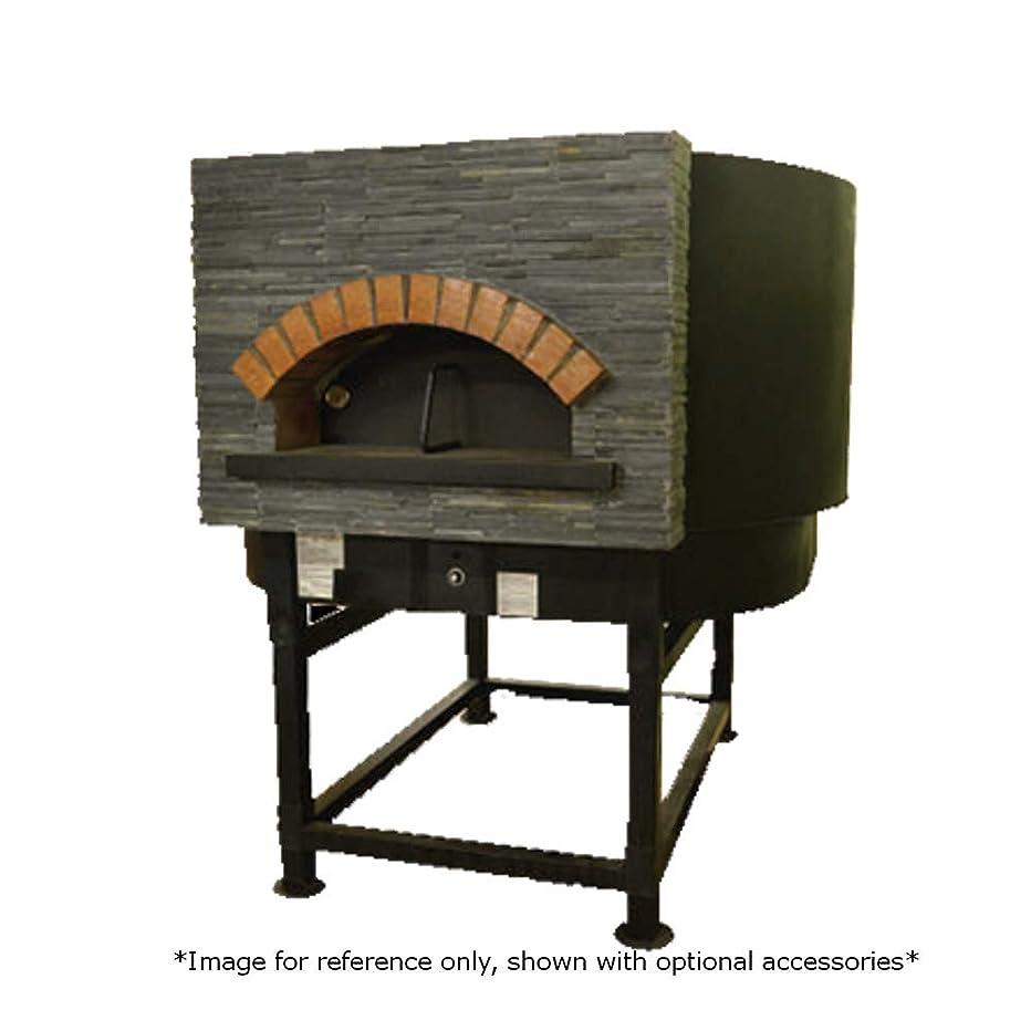 Univex DOME39R Artisan Stone Hearth Round Gas Pizza Oven, (6) 12