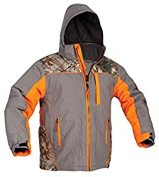 Arctic Shield Men's Glacier Eclipse Cold Weather Jacket