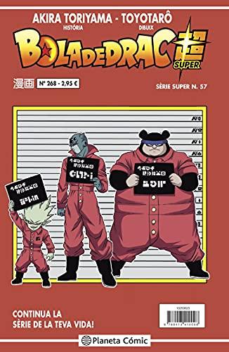 Bola de Drac Sèrie Vermella nº 268 (Manga Shonen)